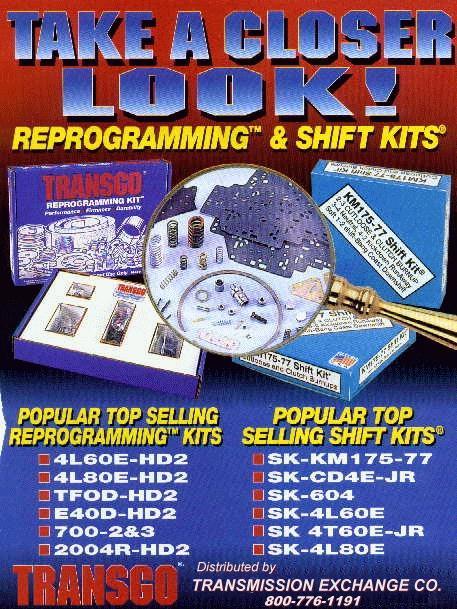 Shift Kit